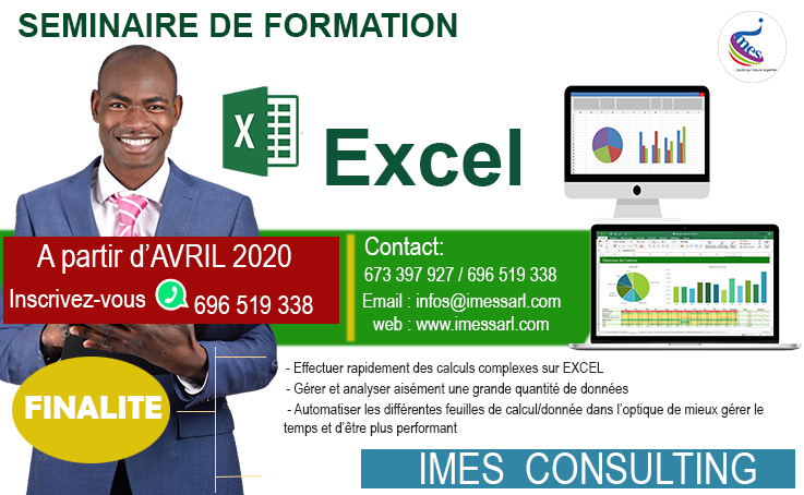 EXCEL AVRIL 2